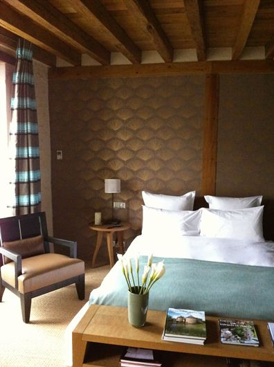 Beautiful cozy suites - Turquoise kamer en taupe ...